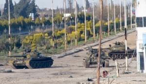 Syria terrorists losing last bastion in Homs