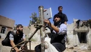 Syria rebels kill 21 people in Aleppo