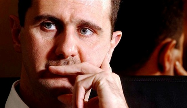 Photo of Victorious Bashar Assad enters Syria's presidential race