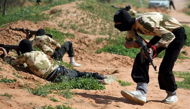 Photo of Syria terrorists receive training in Qatar: Reports