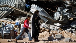 Israeli forces demolish Palestinian mosque, homes in West Bank
