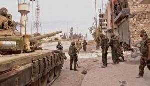 Militants suffer severe losses across Syria