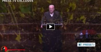 "Photo of Video- George Galloway: ""Nasrallah should be the president of Lebanon!"""