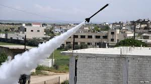 Photo of Nusra terrorists use poison gas in Hama: Syria TV