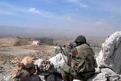 Photo of Syrian Army Crushes Remnants of Terrorists in Qalamaoun, Recaptures Maaloula, Sarkha