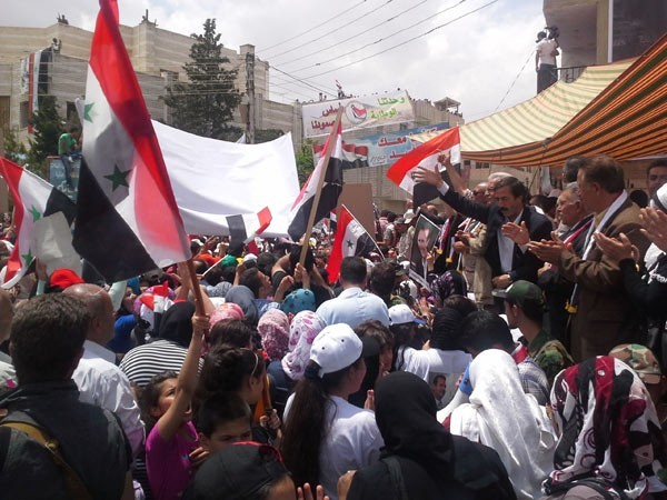 Photo of Photos- Syrians' support for elections grows more ardent as the countdown to presidential vote starts