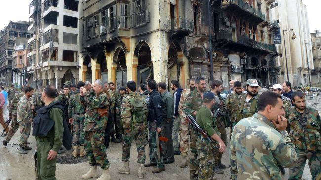 Photo of Syrian army launches operation near Damascus