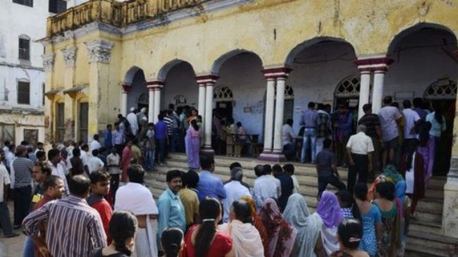 Photo of Polls close on final day of voting in India