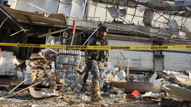 Photo of Car bombings kill over 20 in Baghdad