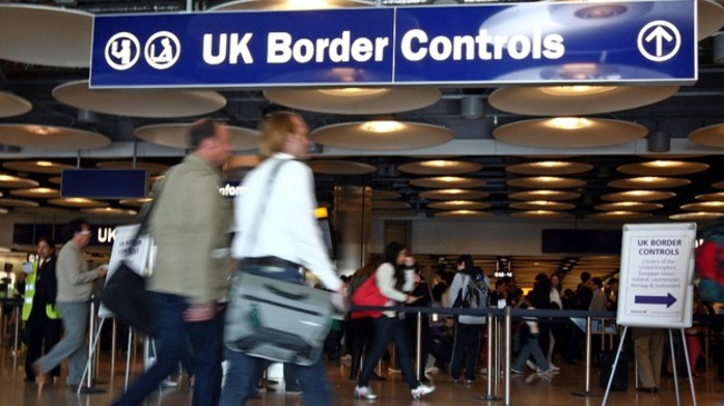 Photo of UK woes 'not due to immigration'