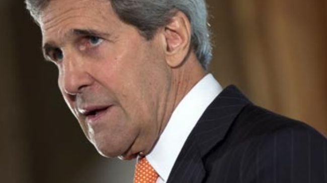 Photo of Same words from zionist Kerry: 'All options remain on table' for Venezuela