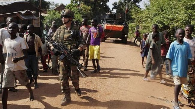 Photo of Gunfire kills two protesters in CAR clashes