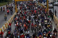 58 foreigners arrested in Venezuela