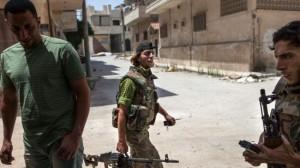 Blast in NW Syria leaves 30 govt. troops dead