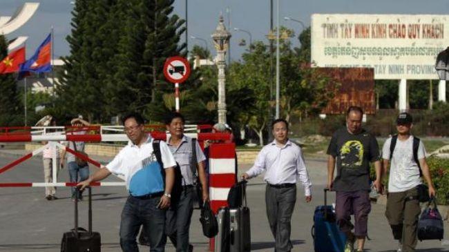 China evacuates citizens from Vietnam