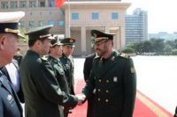 Defense minister tours China military, space centers