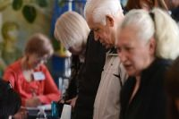 Photo of Donetsk referendum under way, most active voting in Maruipol