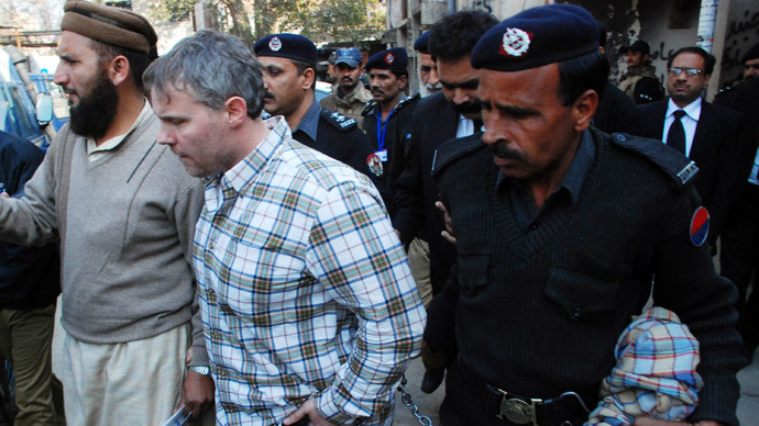 Photo of FBI agent on sensitive job in Pakistan arrested on terrorism charges
