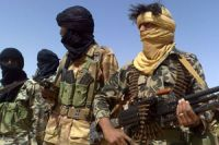 Fighters reach accord with Mali govt.