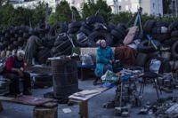 Humanitarian crisis unfolding in Ukraine