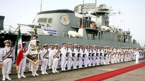 Iran's Navy in control of Persian Gulf