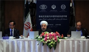Iran Willing to Broaden Defense Cooperation with China