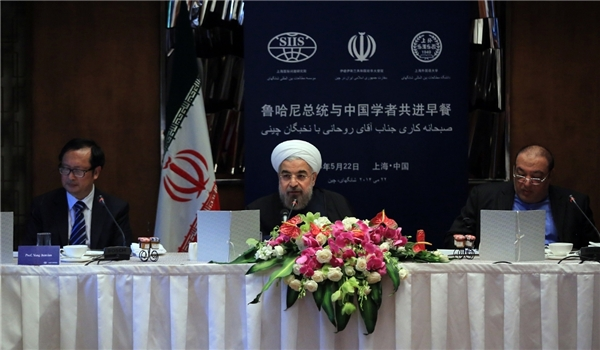 Photo of President Rouhani: Iran Willing to Broaden Defense Cooperation with China