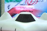 Iran unveils copied US RQ-170 stealth drone