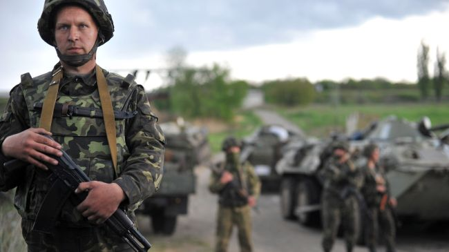 NATO targets Russia through Ukraine