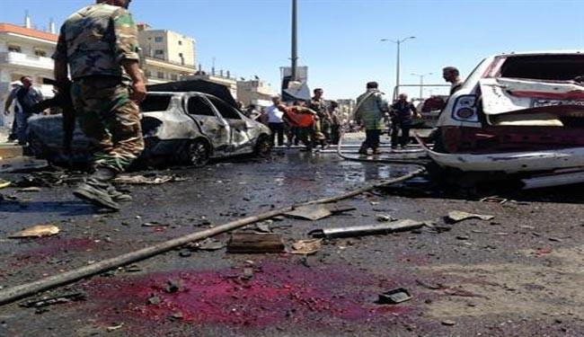 Nusra Front terrorists claim bombings in Syria's Homs