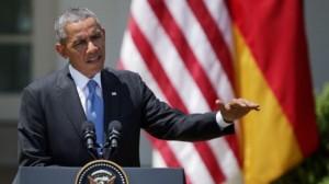 Obama backs military operation in Ukraine