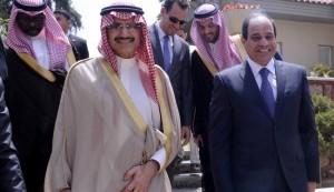 Persian Gulf Arab regimes aid Sisi to ensure own security