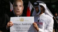 Royals under fire over Al Khalifa visit