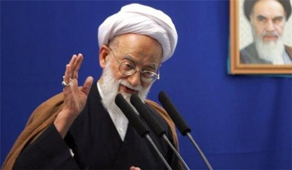 Senior Cleric Calls on Iranian Negotiators to Show Vigilance against Enemies' Plots