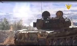 Syrian Army Kills Foreign Terrorists, Destroys Heavy Weaponry, Car Bombs