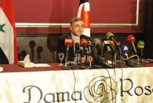 Syrian Social Nationalist Party Announces Support for Bashar Al-Assad's Presidential Nomination