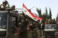Syrian army enters Homs