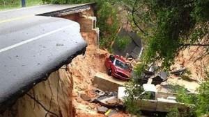 Worst floods in decades hit Florida