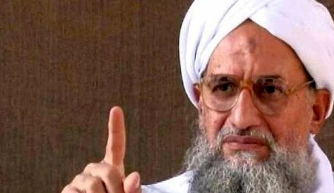 Photo of US-made  Zawahiri sends another 'stop infighting' video to Syria followers