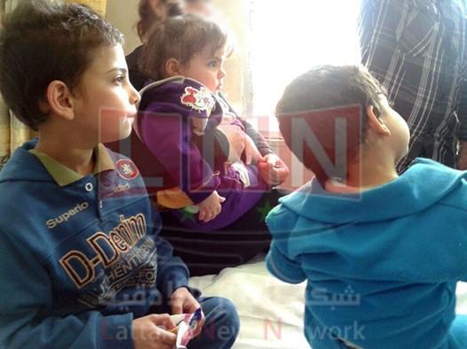 abducted syrian children
