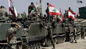 Lebanon army ends anti-terrorist operation