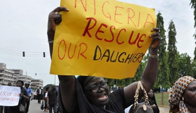 Stolen school girls sold for mass marriages in Nigeria