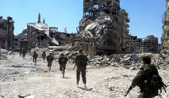 Ceasefire reached in Homs, Syrian army to get full control