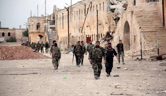 Aleppo clashes kill 21 terrorists as militant rockets claim 9 lives