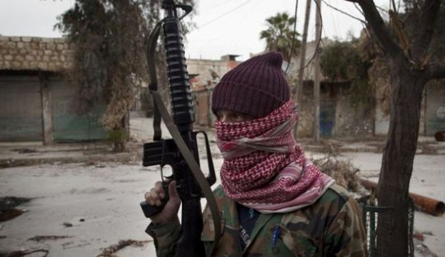 Rejected presidential hopeful kidnapped by Syria rebels
