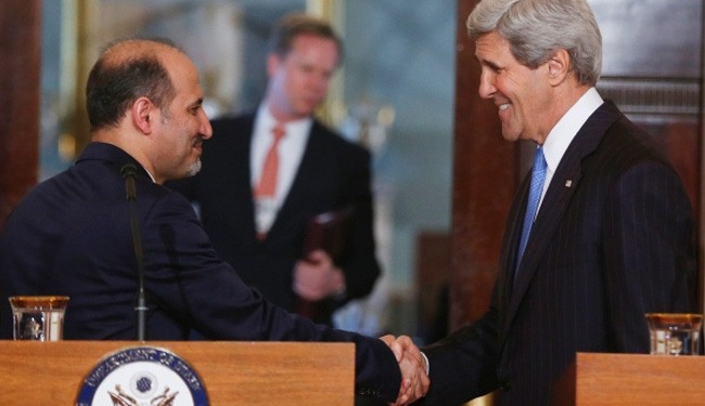 Syrian militants get US aid, new sanctions for Assad backers