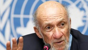 UN HR official urges global boycott of Israeli goods