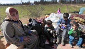 UN, Lebanon plan to set up camps for Syrian refugees