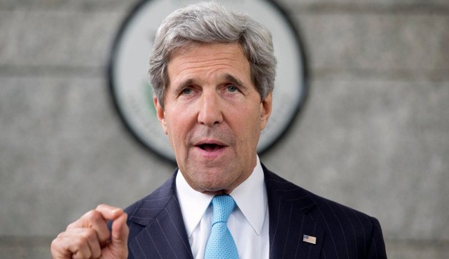 Kerry to Syria militants: 'We wasted a year' in fight against Assad