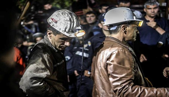 Turkish mine rescue ends as death toll hits 301